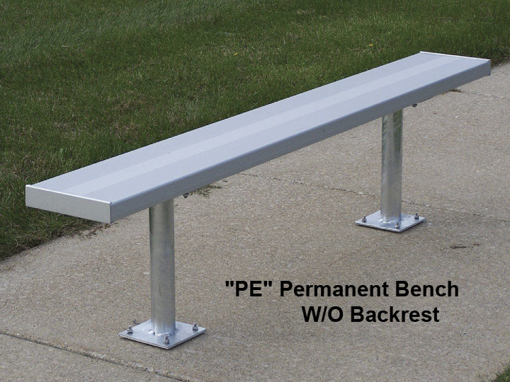 Benches With Steel Legs Nrs