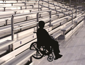 Accessible Bleachers